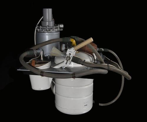 Human Waste Disposal Unit, Soyuz Spacecraft, Male Configuration