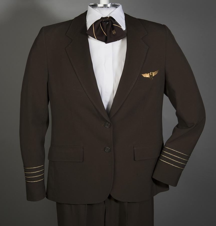 Coat, Captain, United Parcel Service (UPS)