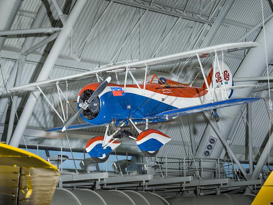 Travel Air D4D, PEPSI SKYWRITER