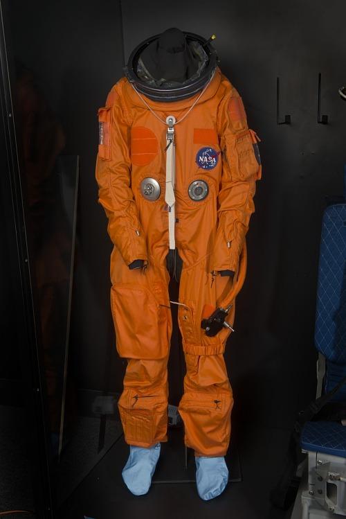 Pressure Suit, Shuttle Launch-Entry