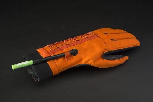 Glove, Left, Launch-Entry Suit, Shuttle