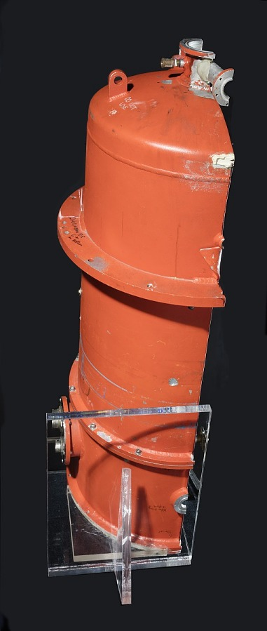 Radiometer, Far-Infrared, Balloon Borne