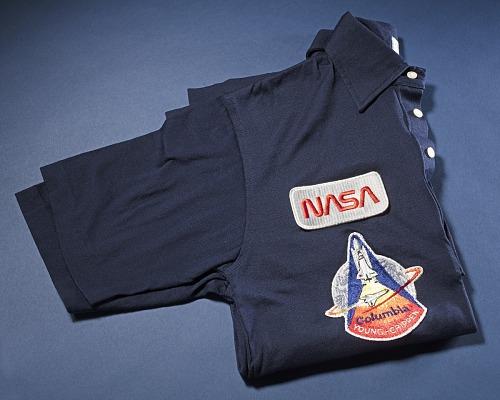 Crew Shirt, Shuttle, STS-1