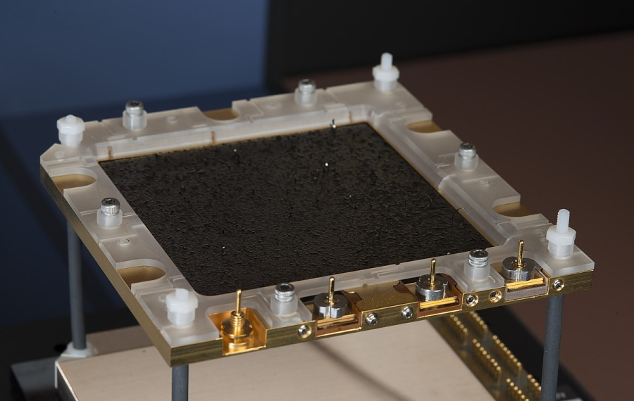 Crossgrid Detector, High Resolution Imager, Chandra