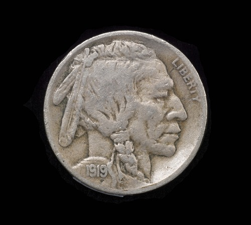 Coin, 5 Cents/Nickle, United States, Lindbergh