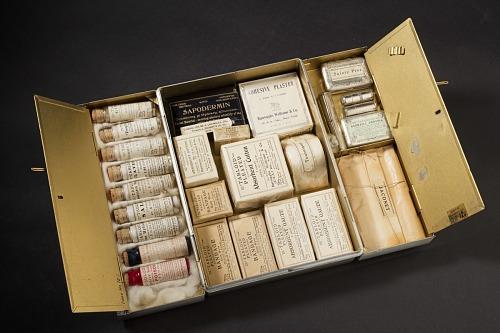 """First Aid Kit, Lockheed Sirius """"Tingmissartoq"""", Lindbergh"""