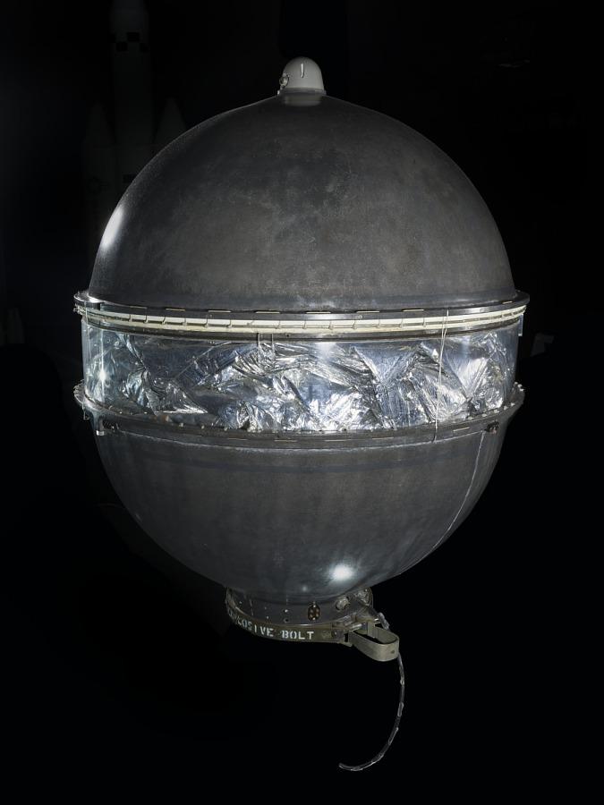 Echo 1 Communications Satellite