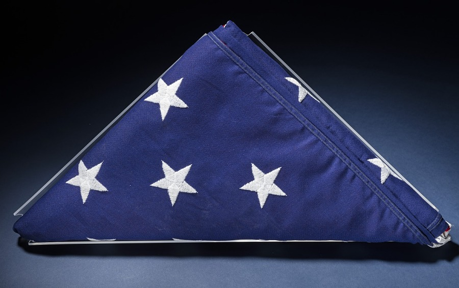 Flag, U.S., Commemorative (Columbia STS-107 Crew)