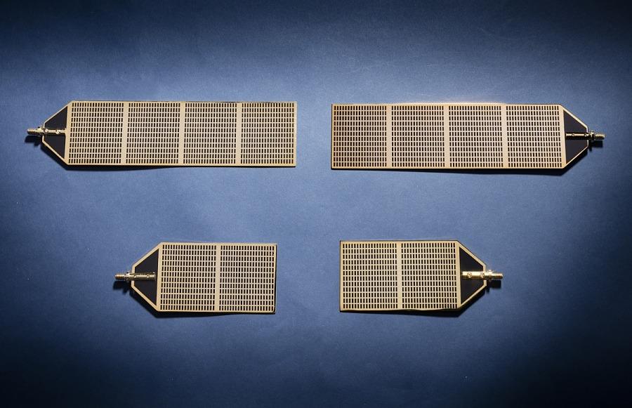 Solar Panels, Model, Shenzhou, 1:40 scale