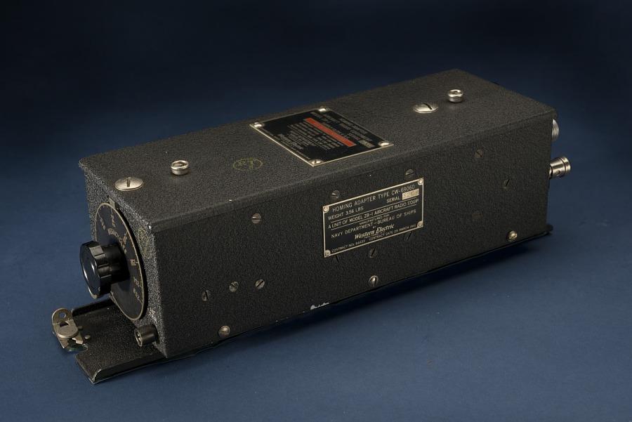 Radio Homing Adapter, Aircraft Carrier Homer, ZB-1