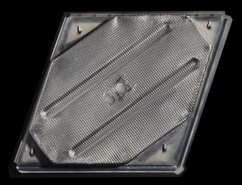 Heat Shield, X-33 Reusable Launch Vehicle