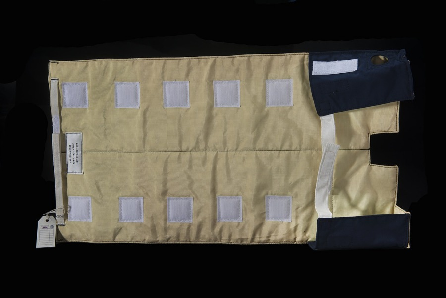 Cover, Seat Back, Space Shuttle