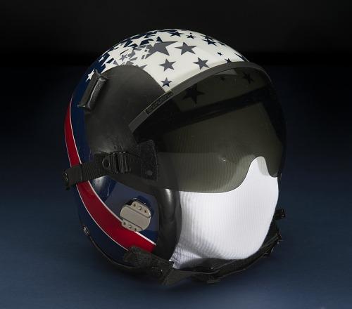 Helmet, SpaceShipOne, Mike Melvill