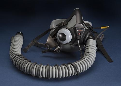 Oxygen Mask, SpaceShipOne, Mike Melvill