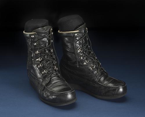 Boots, Pair, SpaceShipOne, Mike Melvill