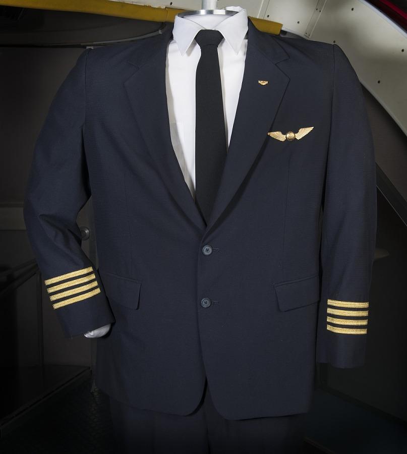 Coat, Pilot, Northwest Airlines