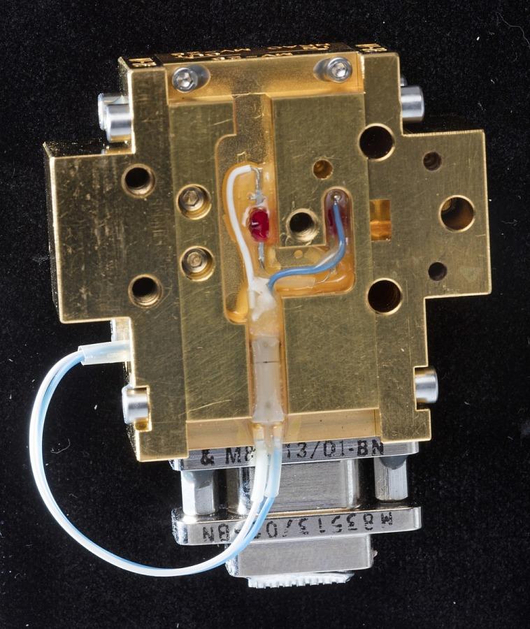 Amplifier, WMAP Cryogenic InP HEMT Low Noise Amplifier
