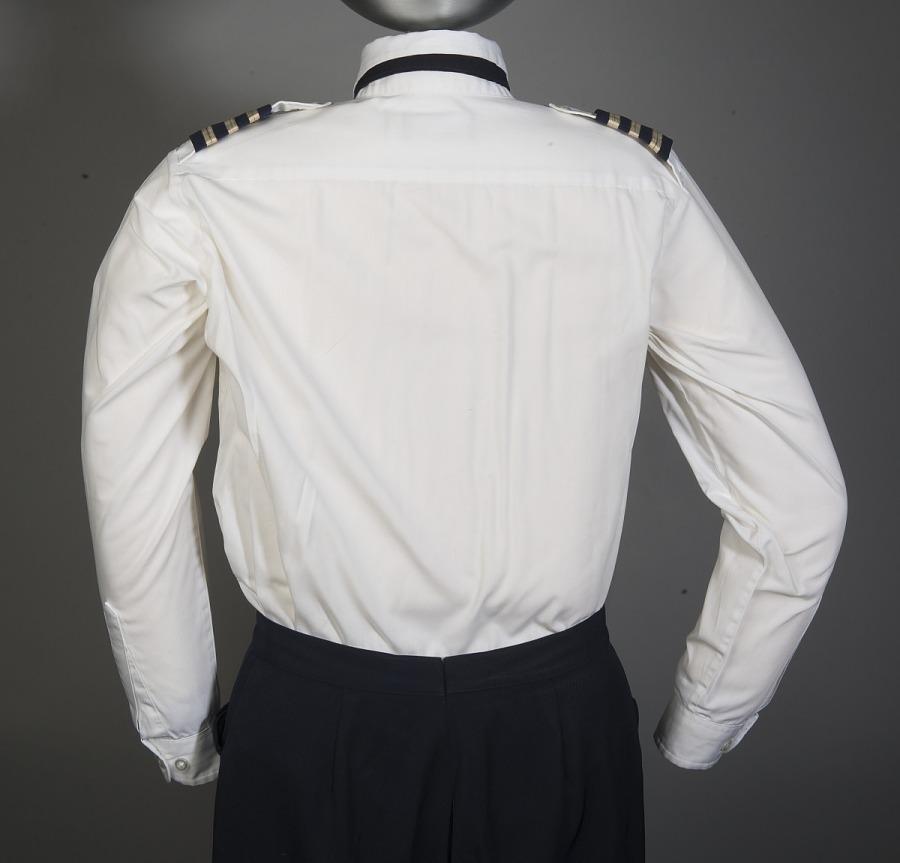 Shirt, Pilot, Female, American Airlines