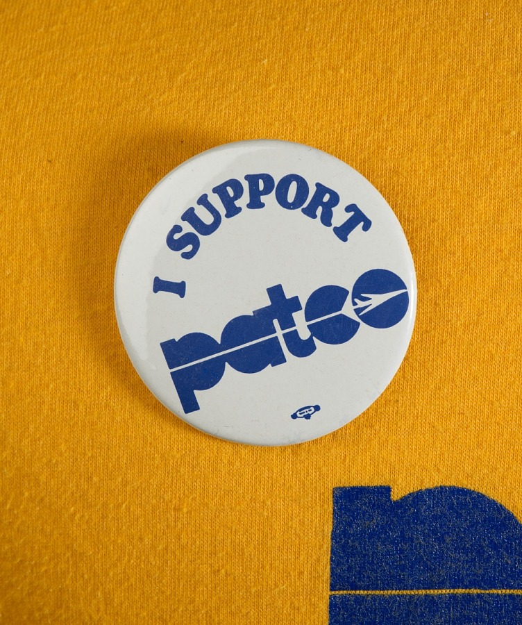 Button, PATCO