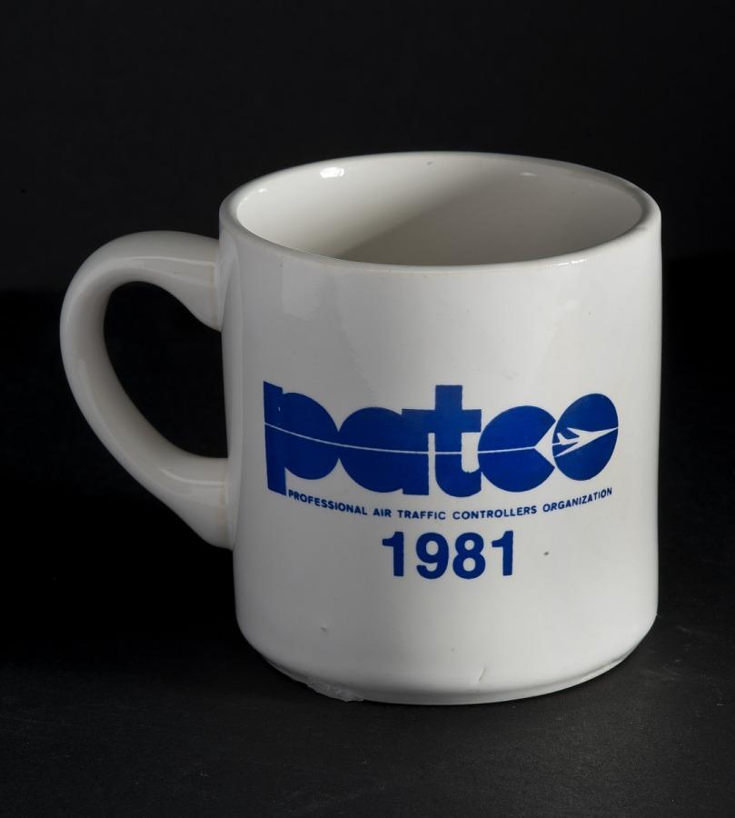 Mug, PATCO