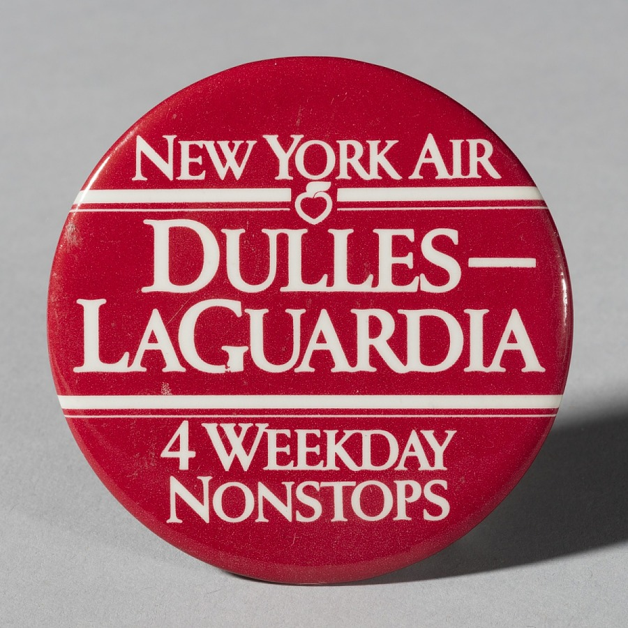 Button, New York Air