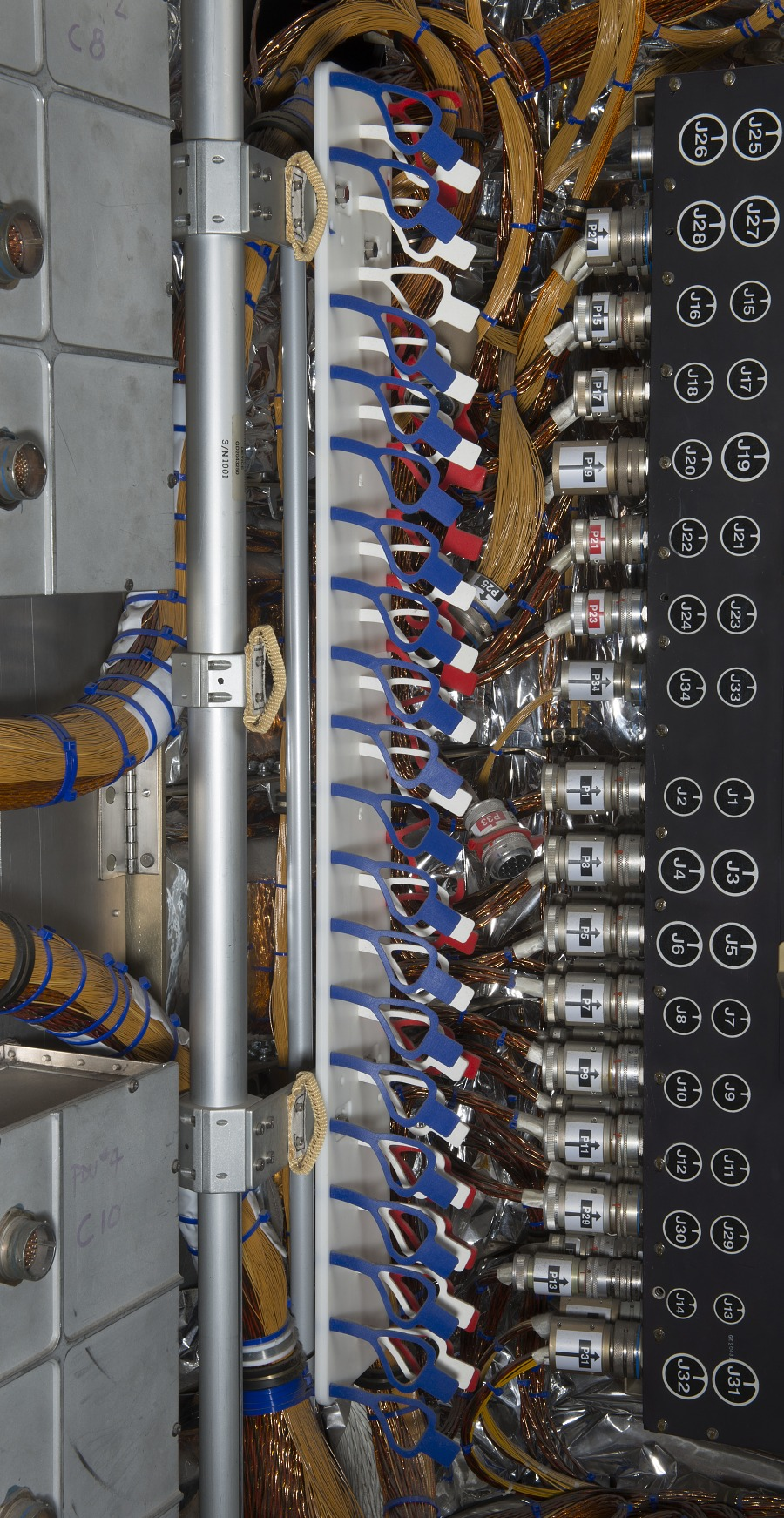 Tool, Restraint Harness, Power Control Unit Trainer