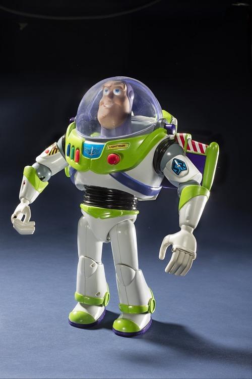 Toy, Buzz Lightyear, Space-flown