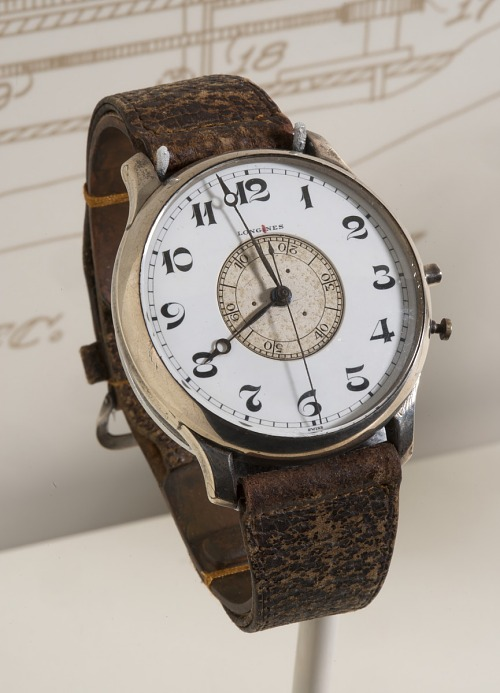Watch, Celestial Navigation, Second-Setting, Longines-Wittnauer, PVH Weems