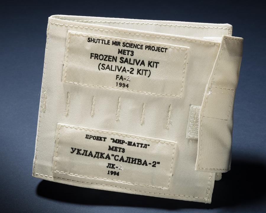 Kit, Saliva Collection, Shuttle-Mir