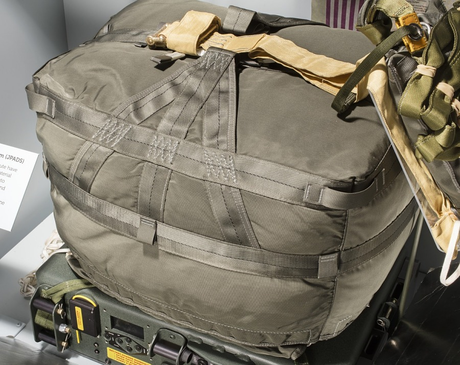 Joint Precision Airdrop System (JPADS 2K), One-Time Use Parafoil