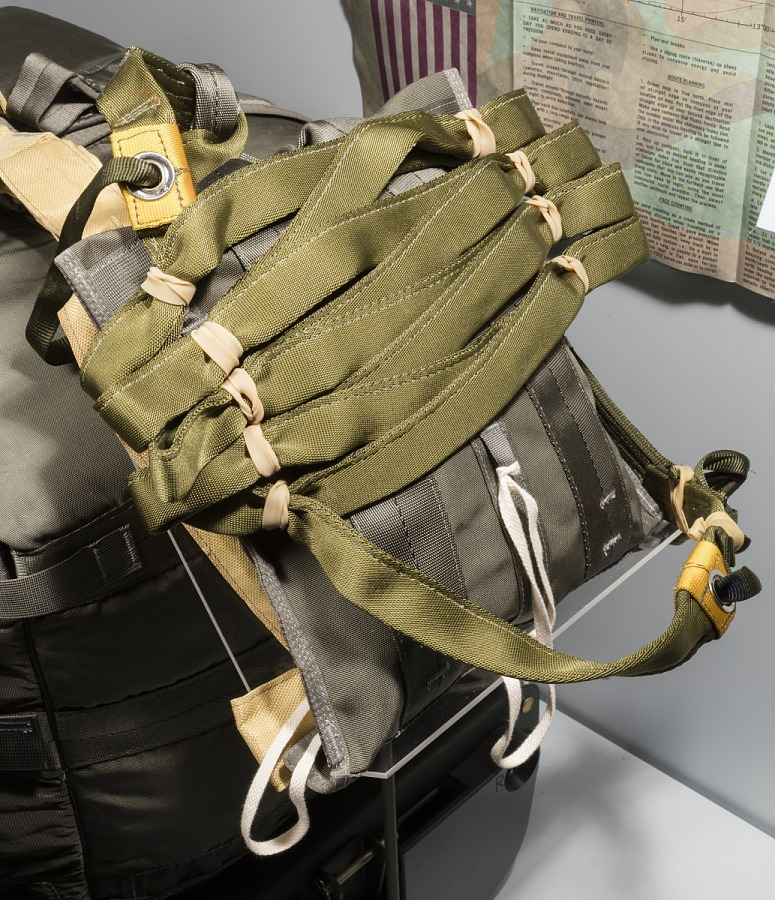 Joint Precision Airdrop System (JPADS 2K), Drogue Parachute, Not Deployed