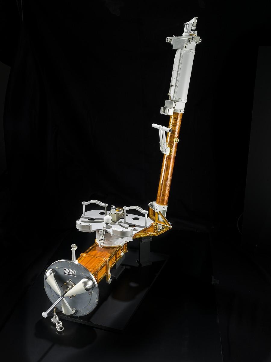 Manipulator Foot Restraint and Grapple Fixture, Shuttle, Hubble Space Telescope