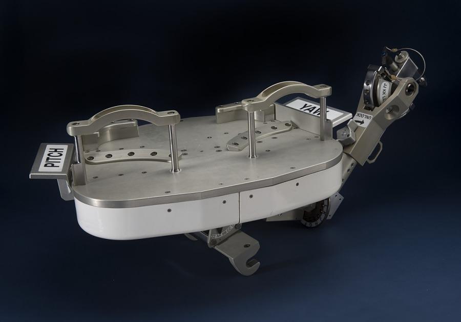 Foot Restraint, EVA, Portable, Hubble Space Telescope