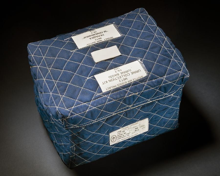 Kit, Urine Collection, Shuttle-Mir