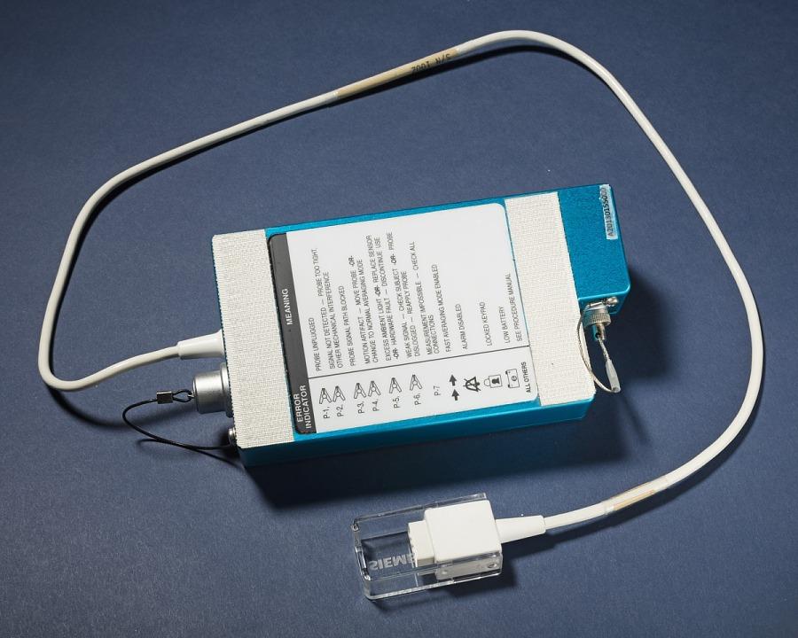 Oximeter, Pulse