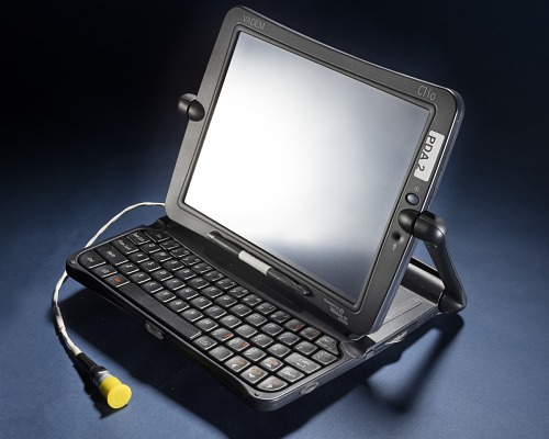 Computer, Clio Personal Digital Assistant, Shuttle
