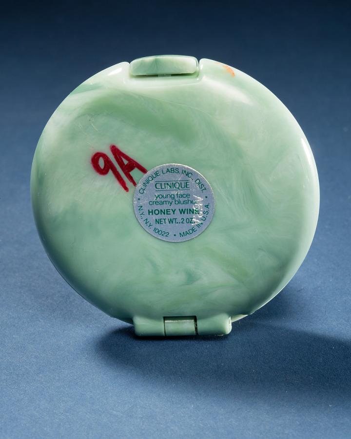 Blush Compact, Personal Hygiene Kit