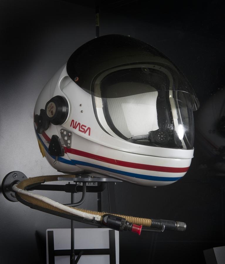 Helmet Backshell, Launch-Entry, Shuttle