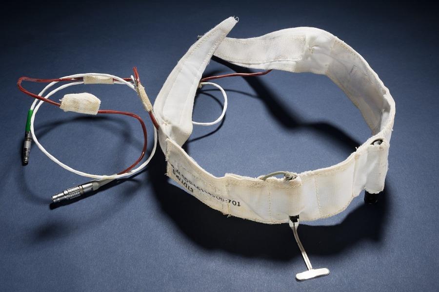 Headband (Right), Sleep Experiment, Shuttle-Mir