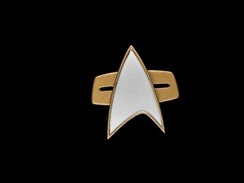 Badge, Star Trek Communicator, Sally Ride