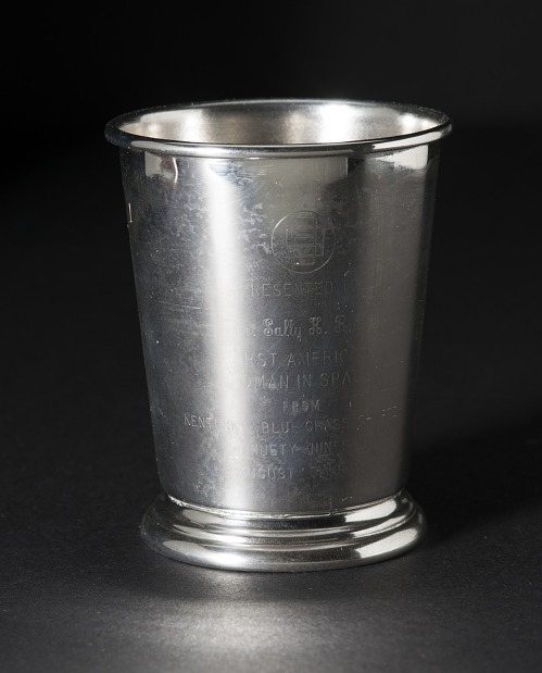 Award, Silver Cup, Ninety-Nines, Sally Ride