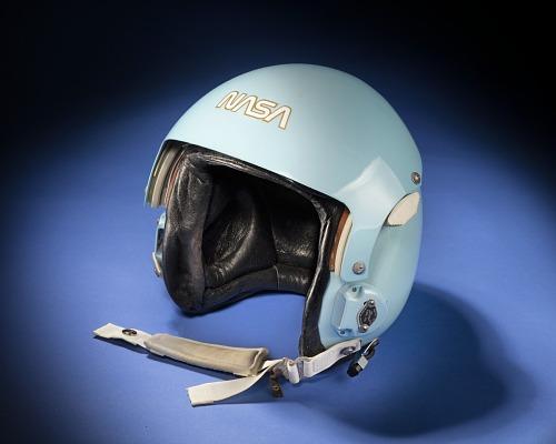 Helmet, Aviator, Sally K. Ride