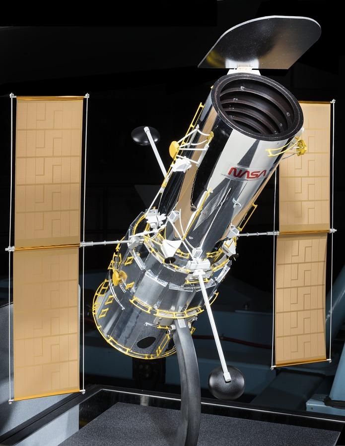 Model, Hubble Space Telescope, 1:20