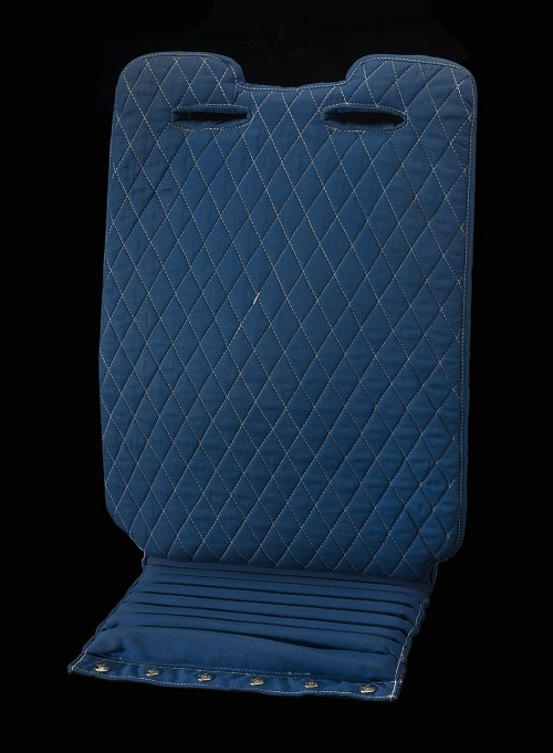 Cushion, Backrest, Orbiter Commander-Pilot Seat, Shuttle