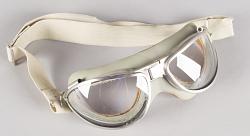 Goggles, flight