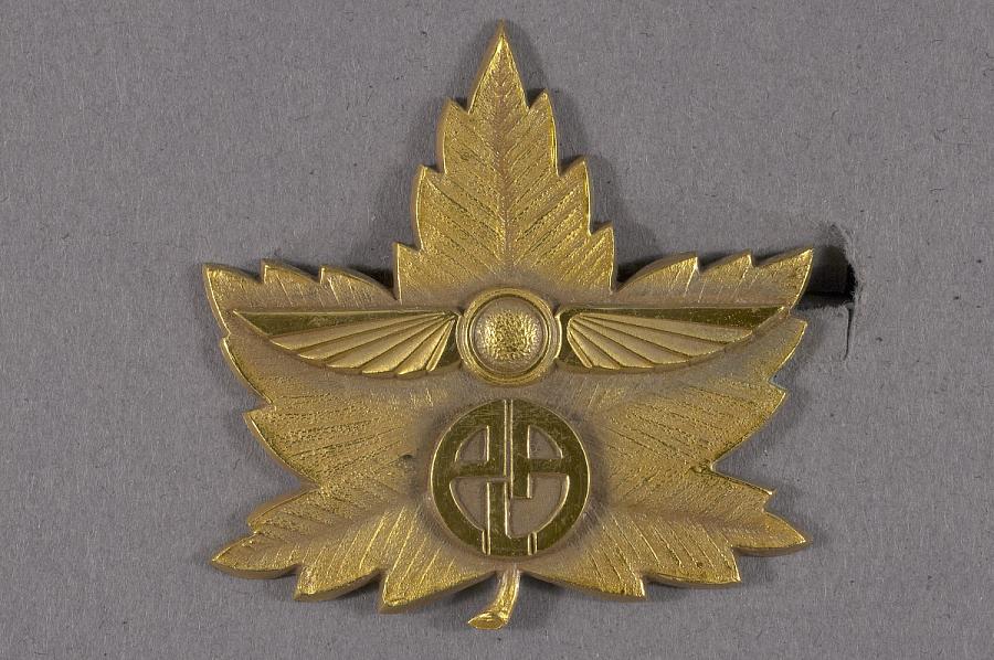 Badge, Cap, Prairie Airways Ltd.