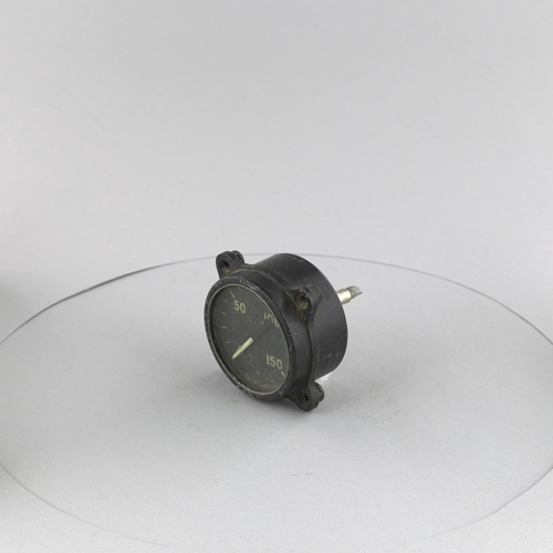 Indicator, Hydraulic Pressure, Japanese Navy, Model-2