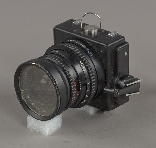Camera Body, Hasselblad, with Zeiss Lens, Gemini