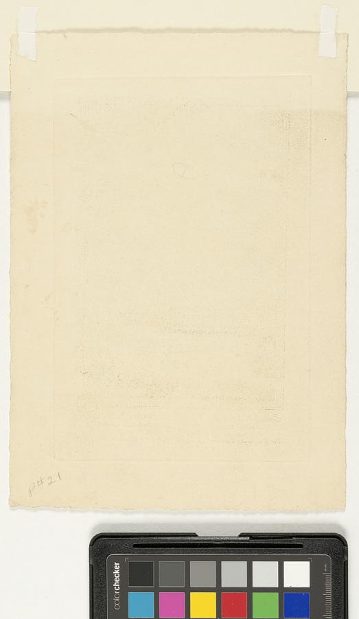 Print, Etching on Paper, Colored, PREMIER VOYAGE AËRIEN EN PRÉSENCE DE MR. LE DAUPHIN. EXPERIENCE FAITE DANS LE JARDIN DE LA MUETTE. SOUS LA DIRECTION DE MR. MONTGOLFIER. PAR M. LE MARQUIS D'ARLANDES ET MR. PILATRE DU ROSIER, LE 21. 9BRE. 1783.