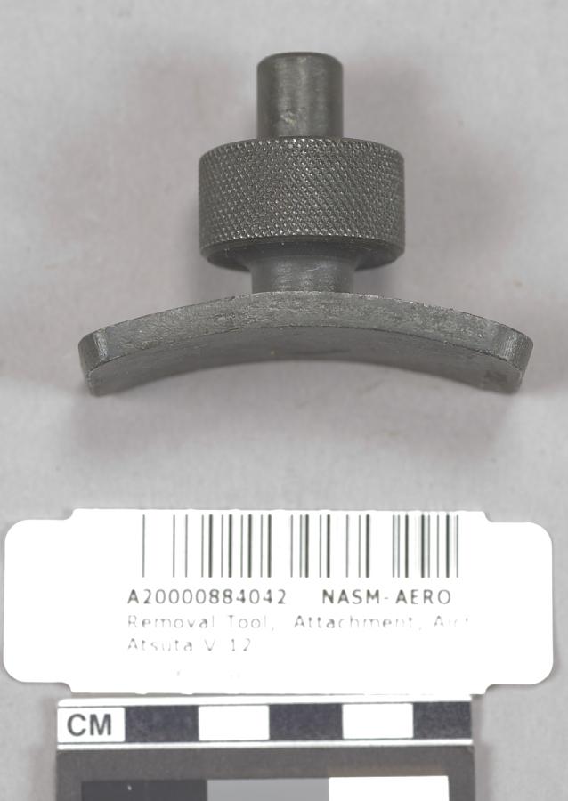 Removal Tool, Attachment, Aichi Atsuta V-12